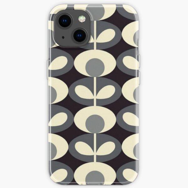 orla kiely floral              iPhone Soft Case