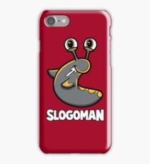 Slogoman The Gammer iPhone Case/Skin