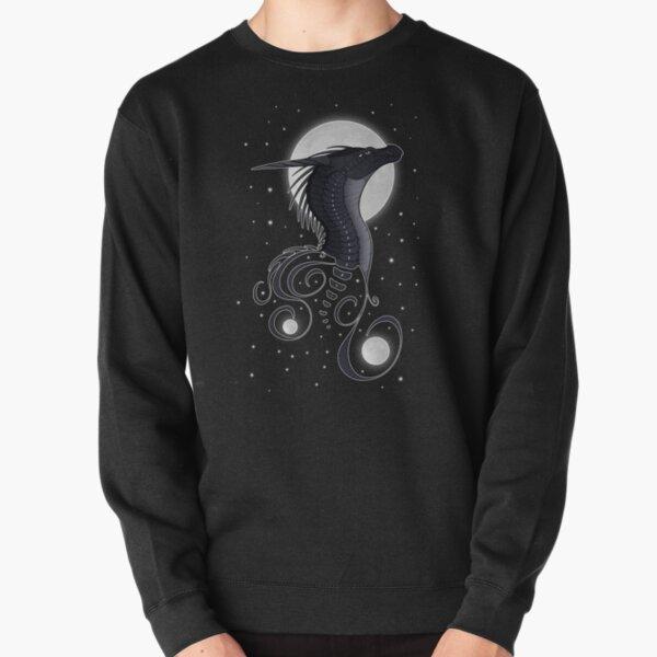 Darkstalker - Wings of Fire Pullover Sweatshirt