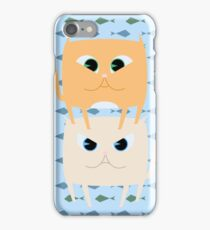 Kitties Aren't Supposed To Smell Like Cigarettes iPhone Case/Skin