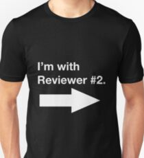 Reviewer #2 Unisex T-Shirt
