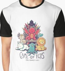 Game of Toys Graphic T-Shirt