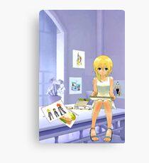 Namine Kingdom Hearts Canvas Print