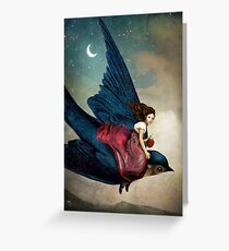 Fairytale Night Greeting Card