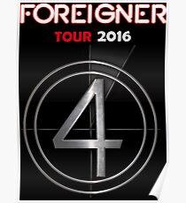 BI01 Foreigner TOUR 2016 Poster