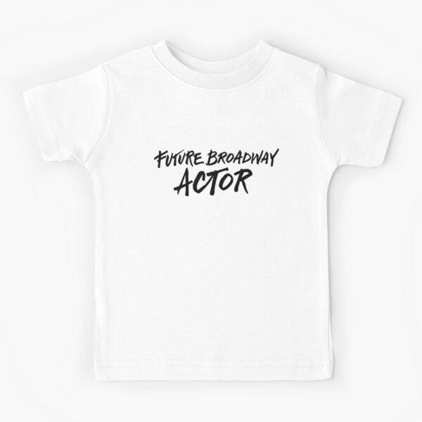 2T - 6T Kids Future Broadway Star Theatre Shirt