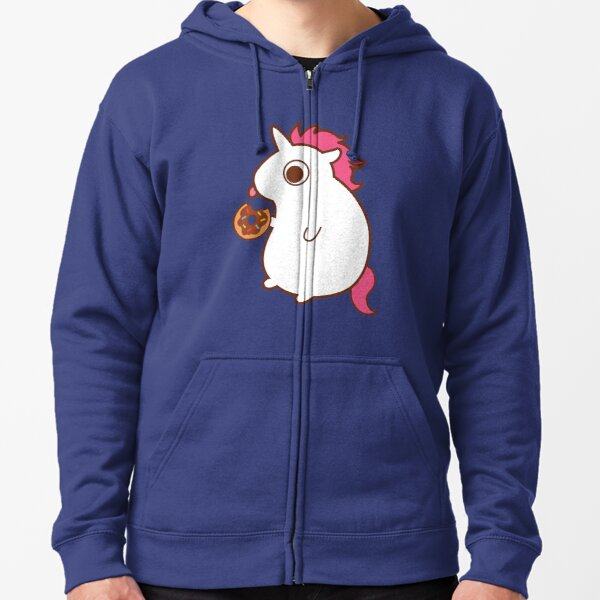 Treats and Sweets Zipped Hoodie