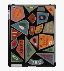 DHMIS 5 - Eating Healthy iPad Case/Skin