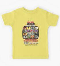 The Evillest Villain Kids Clothes