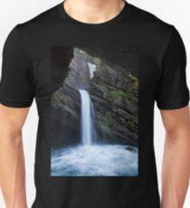 Thur Waterfalls Unisex T-Shirt