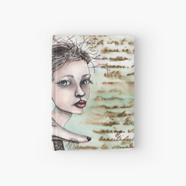 Amy's nest Hardcover Journal