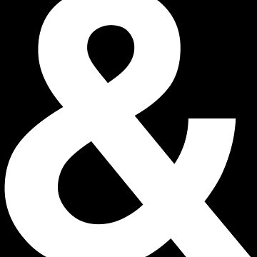 Ampersand by maniacreations