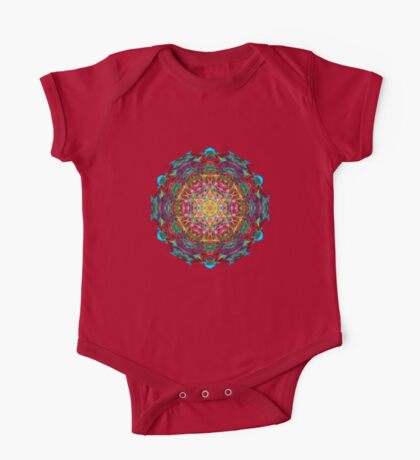 Amulet of life Kids Clothes