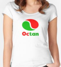 LEGO Octan Women's Fitted Scoop T-Shirt