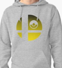 Super Smash Bros - Pikachu Pullover Hoodie