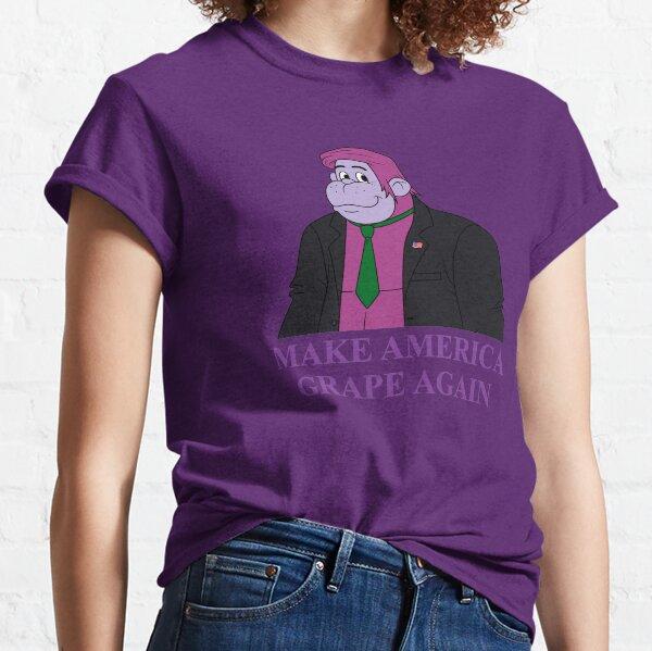 Make America Grape Again Classic T-Shirt