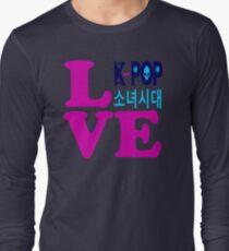 ♥♫Love SNSD-Girls' Generation Fabulous K-Pop Clothes & Phone/iPad/Laptop/MackBook Cases/Skins & Bags & Home Decor & Stationary & Mugs♪♥ Long Sleeve T-Shirt