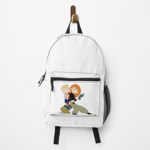 Ron and Kim chibi characters possible design Backpack