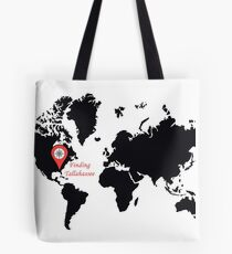 Finding Tallahassee 1 Tote Bag