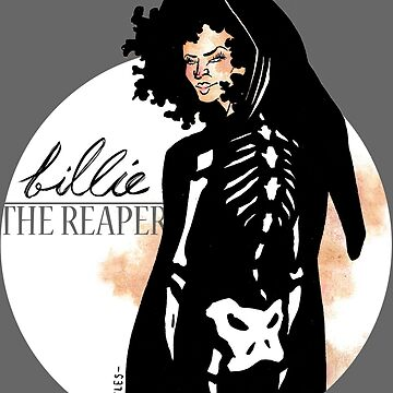 Billie the Reaper by Vyles