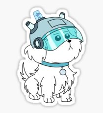 Snuffles Sticker