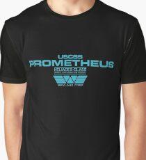 Prometheus - Weyland Corp - Crew Graphic T-Shirt