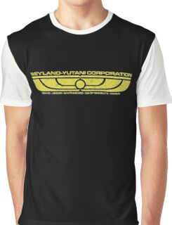 The Weyland-Yutani Corporation Wings Graphic T-Shirt