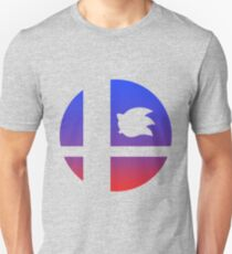 Super Smash Bros - Sonic T-Shirt