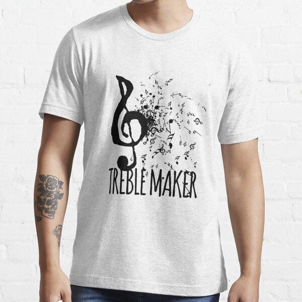 Treble Maker Music Pun Essential T-Shirt