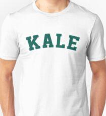 Kale University Funny Vegan Style T-Shirt