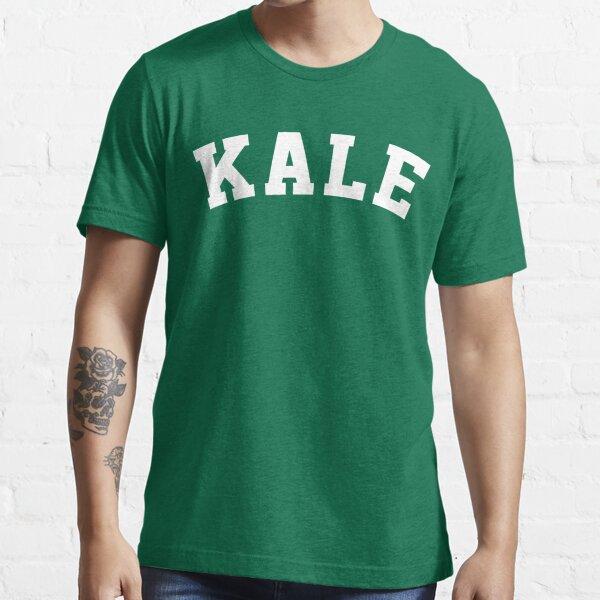 Kale University Funny Vegan Style Essential T-Shirt