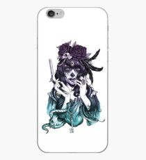 Dia de los Muertos - Night Shade iPhone Case