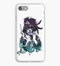 Dia de los Muertos - Night Shade iPhone Case/Skin