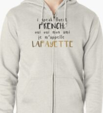 Fluent French Zipped Hoodie