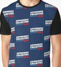 Autonomous Collective 2016 T-Shirt Graphic T-Shirt