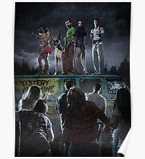 Scooby-Doo Zombie Apocalypse Poster