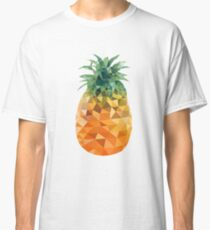 Low Poly Pineapple Classic T-Shirt