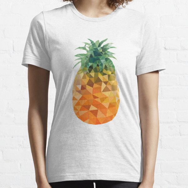Low Poly Pineapple Essential T-Shirt