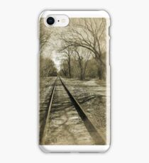Time Travel....... iPhone Case/Skin