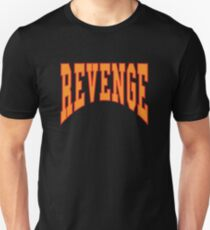 Rache - Drake Slim Fit T-Shirt
