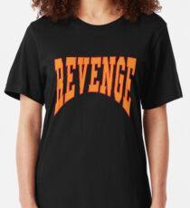 Revenge - Drake Slim Fit T-Shirt