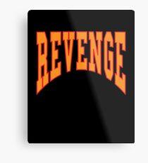 Revenge - Drake Metal Print