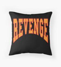 Revenge - Drake Throw Pillow