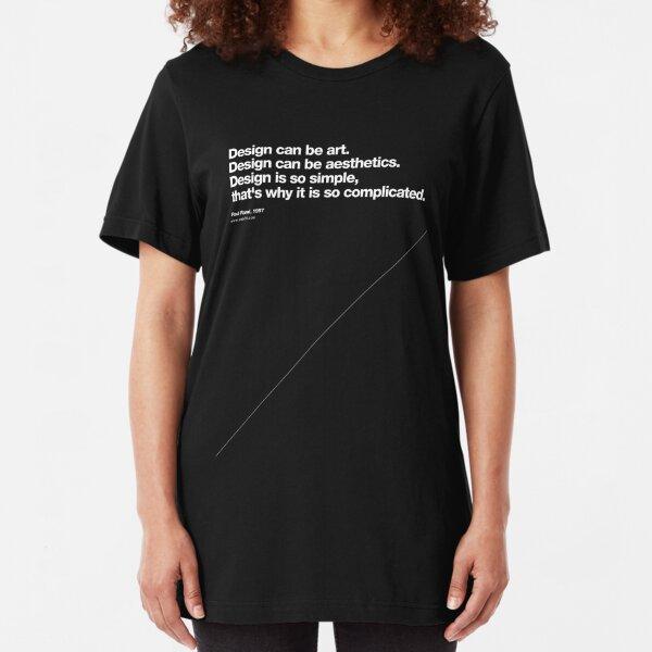 Design /// Slim Fit T-Shirt