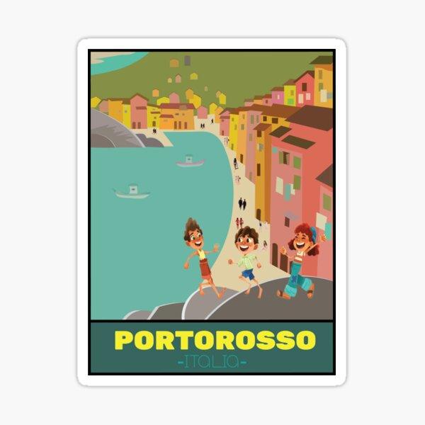 ITALIA-PORTOROSSO Pegatina