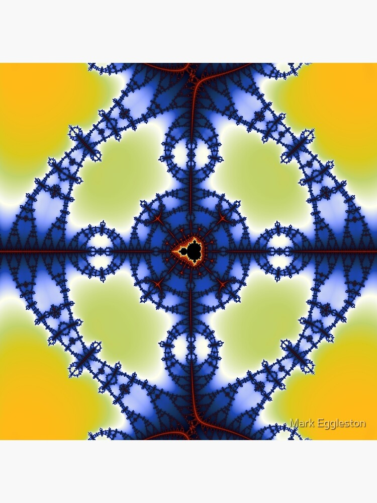 Exiled Mandelbrot No. 76 by element90