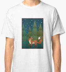 Forest Fox Classic T-Shirt