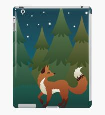 Forest Fox iPad Case/Skin