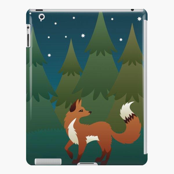 Forest Fox iPad Snap Case