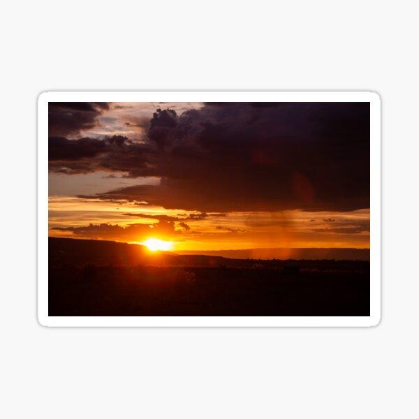 Spyglass Sunset Sticker